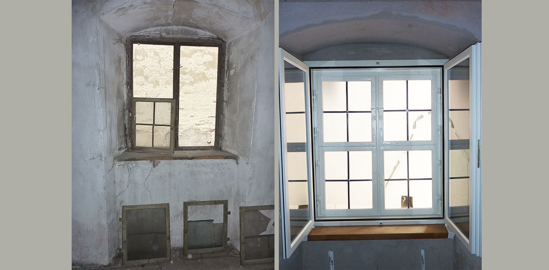 Schreinerei Martin Restaurierung Fenster Turen Boden